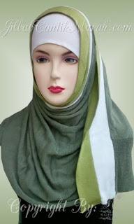 Tren Jilbab 2013 - Kreasi jilbab arab