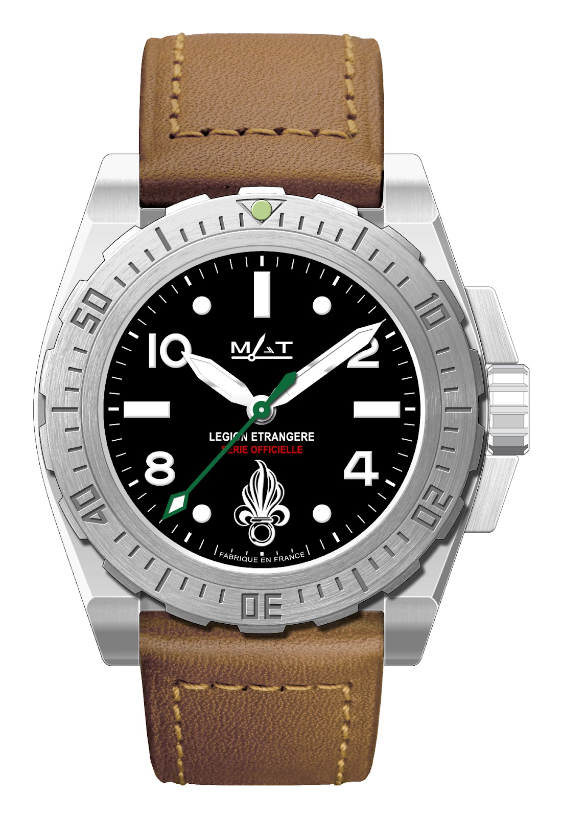 Watches By Sjx News French Foreign Legion Anniversary