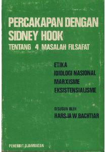 percakapan dengan sidney hook