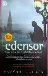 Novel Edensor by Andrea Hirata