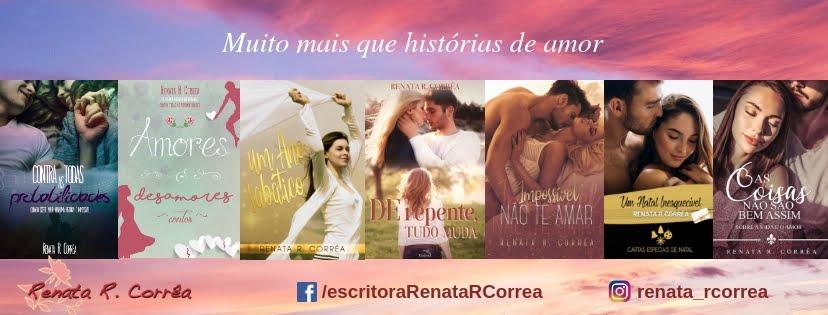 Renata R. Corrêa no mundo das palavras