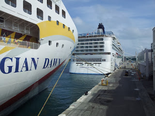 The Norwegian Dawn