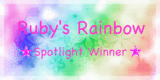 Spotlight Winner! Nov 2012