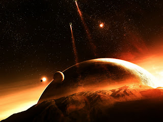 High Quality Space Wallpapers 2012