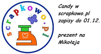 Candy w scrapkowo.pl