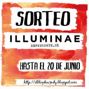 Sorteo épico: Illuminae Expediente_01