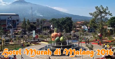 Hotel Murah di Malang 2016
