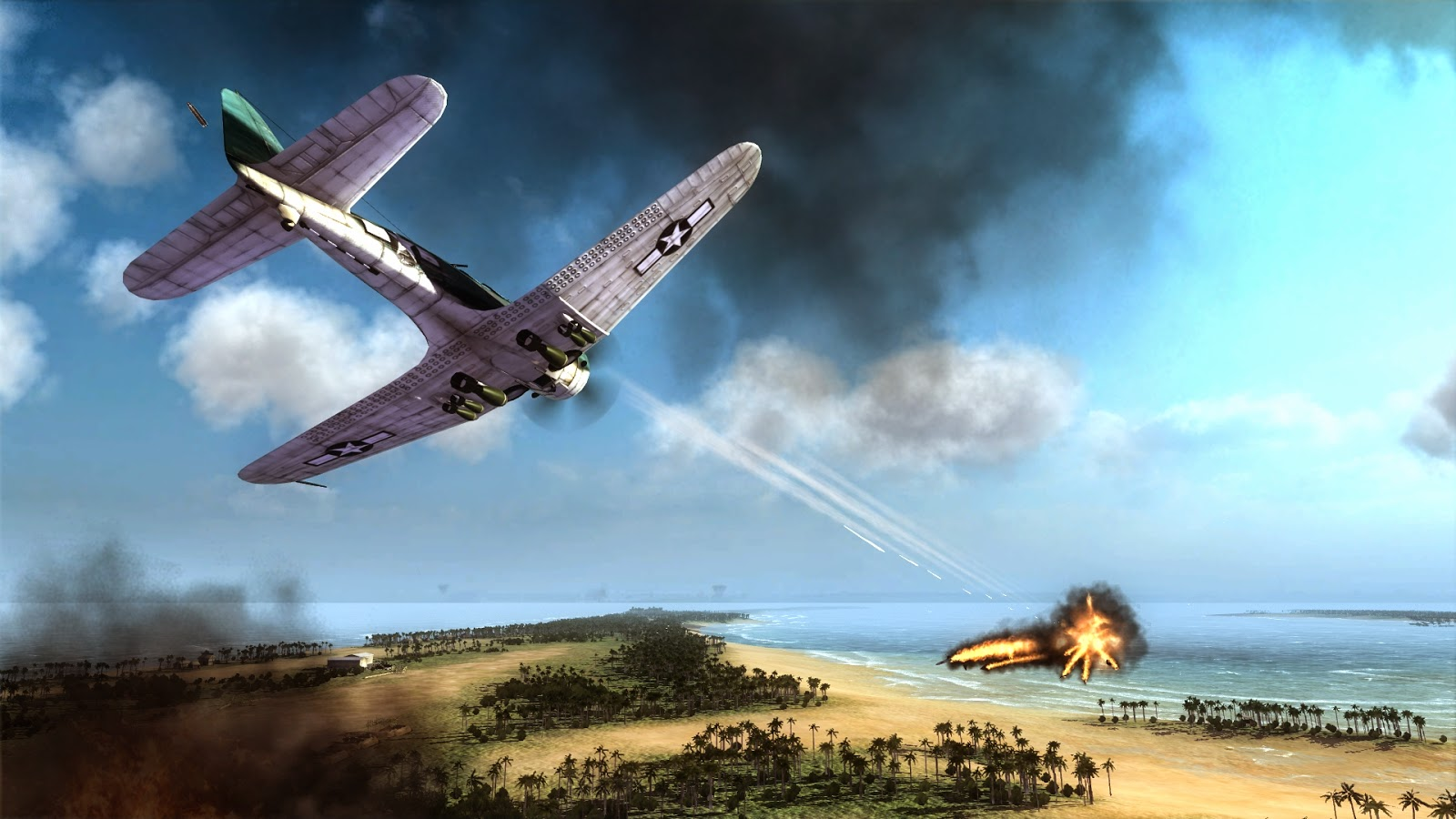 Air Conflicts: Pacific Carriers - PC FULL [FREE DOWNLOAD]