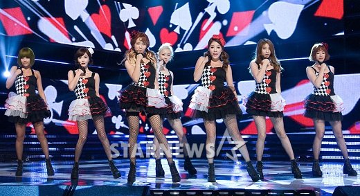 T-Ara Sexy Love Star News