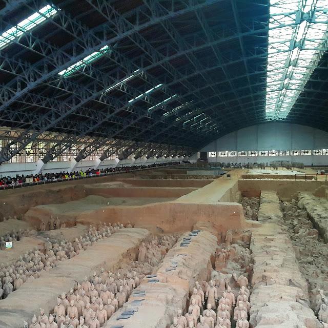 Terracotta, Xian, China (2015)