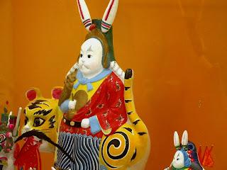 А.Г.Огнивцев НСНБР (автор фото). Традиции Китая в Ночь искусств 2013. Москва. Новый Манеж. Выставка традиционной китайской игрушки. В некотором царстве...