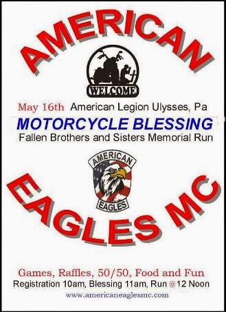 5-16 American Eagles MC