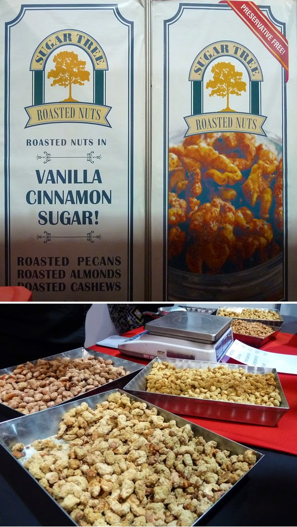 Happiness is... Durban Good Food & Wine Show 2014 - Sugar Tree Roasted Nuts