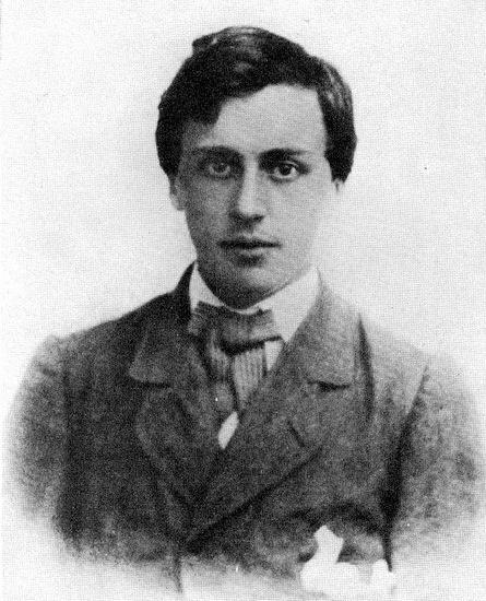 Henry James a los 16 años