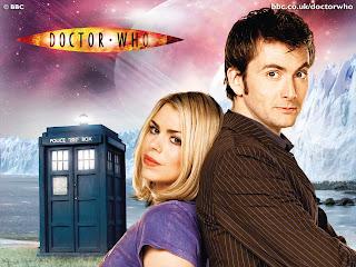 Promo da segunda temporada da série inglesa da BBC Doctor Who