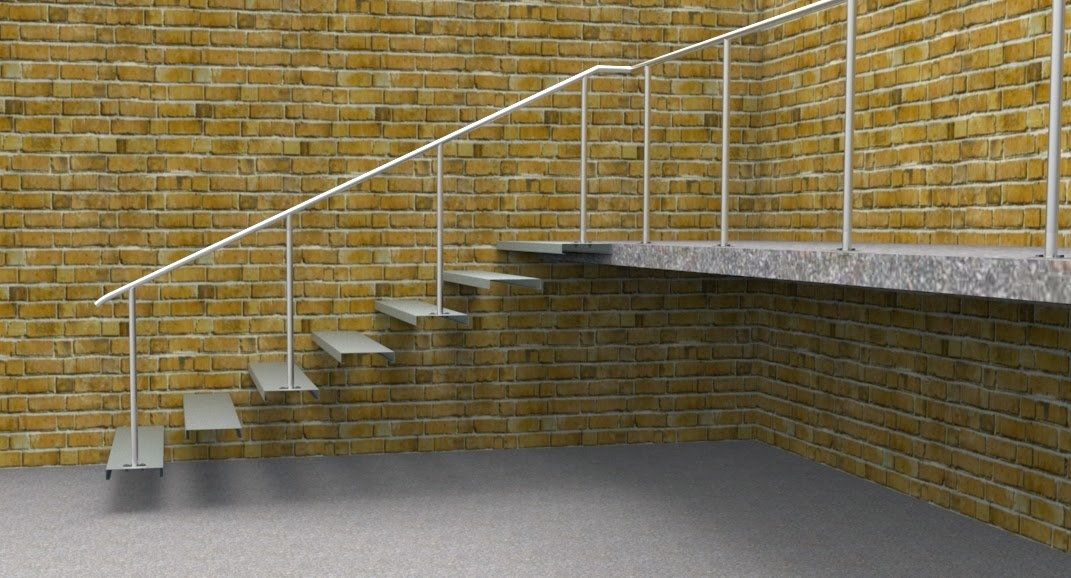 лестница ЛСТК