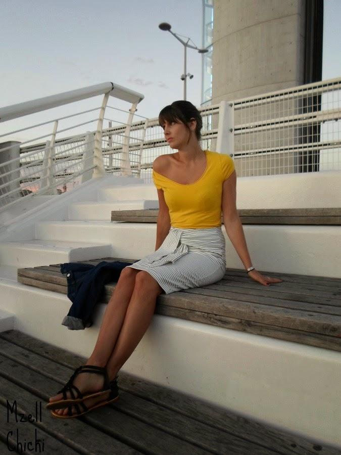 Look-Marin-Jaune-Zara