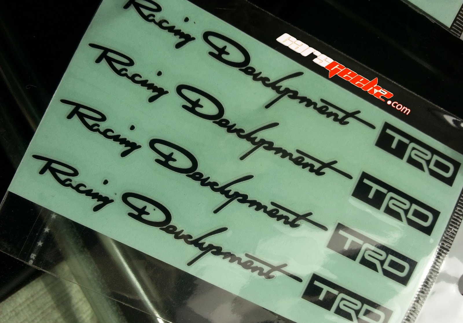 Racing Development TRD