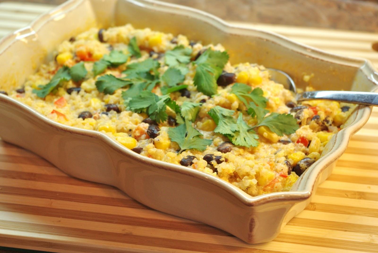 Mennonite Girls Can Cook: Quinoa Side Dish