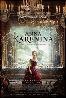 """Poster do filme """"Anna Karenina"""""""