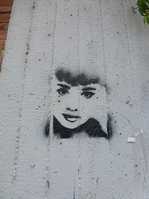 Stencil, Schablonenkunst, Streetart, Urbanart