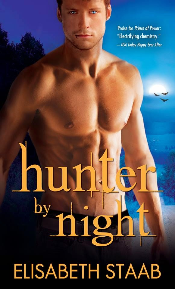 Hunter by Night by Elisabeth Staab – Release Day Blitz