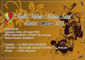 Makan Malam Amal Alumni MES 2012