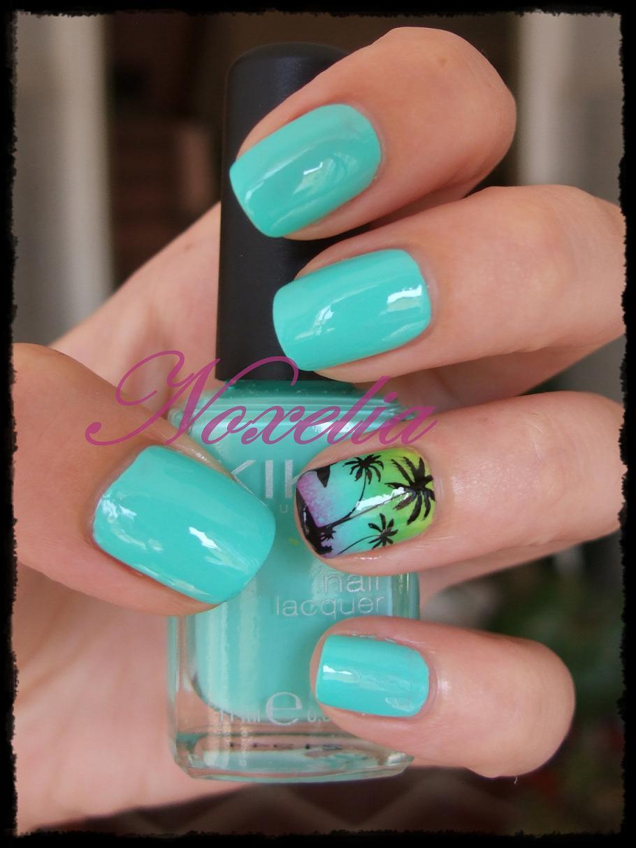 Noxelia: Stamping nail art: Colaboración con BornPrettyStore LV y ...
