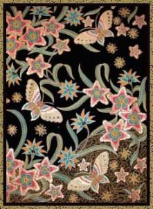 Batik Jawa Hokokai | Batik Tradisional Indonesia