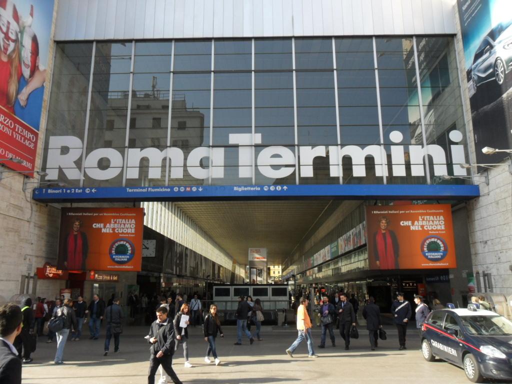 Oi roma esta es de trem for Affitto ufficio roma stazione termini