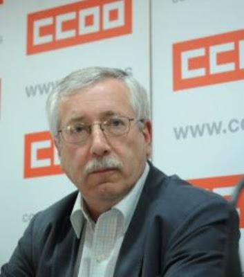 Governos democráticos devem conduzir mercados, não o contrário, diz sindicalista espanhol