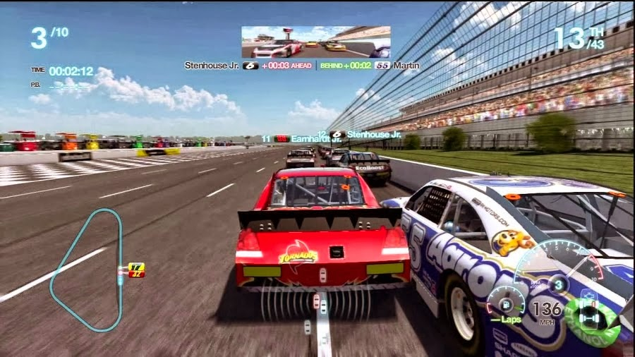 Download Game Pc Nascar 14 Full Version + Crack