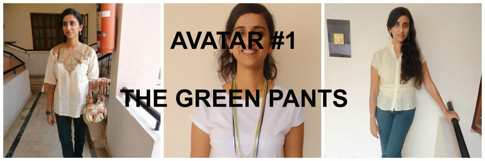 AVATAR #1: The green pants- part 1 image