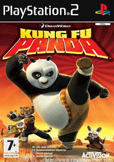 Kung Fu Panda PC Games