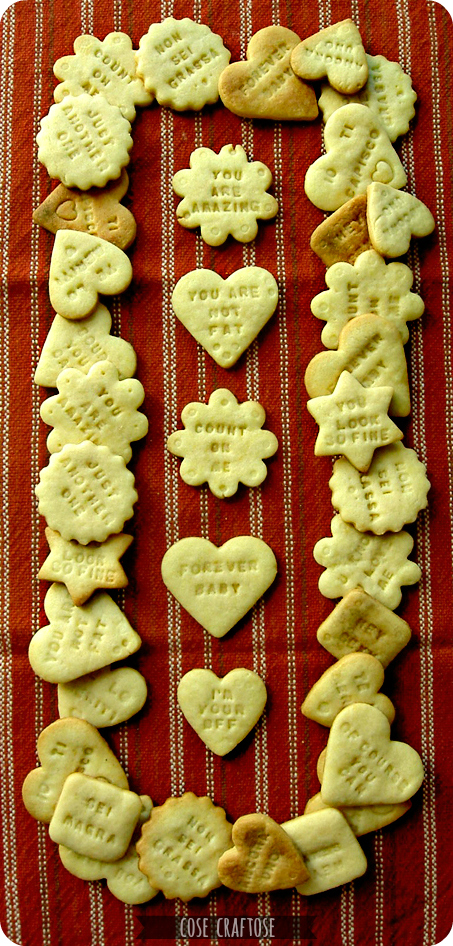 conversation cookies - if cookies could talk this is what they'd say