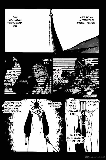 Bleach Chapter 525 Bahasa Indonesia - Bleach Chapter 526 Bahasa Indonesia