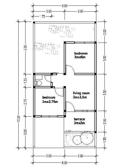GROWING SMALL HOUSE PLAN   House AffairGROWING SMALL HOUSE PLAN   jpg