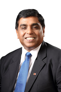 Lalith De Silva SLT new CEO