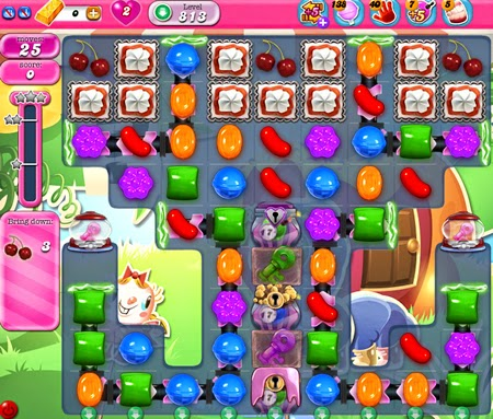 Candy Crush Saga 813