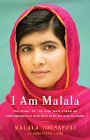 Cover of I Am Malala by Malala Yousafzai