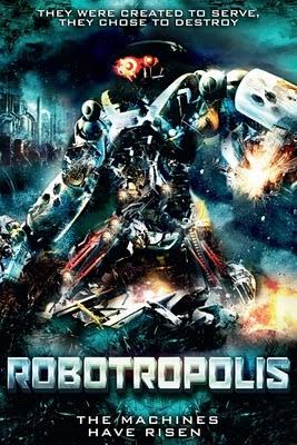 Assistir Filme Robotropolis Online