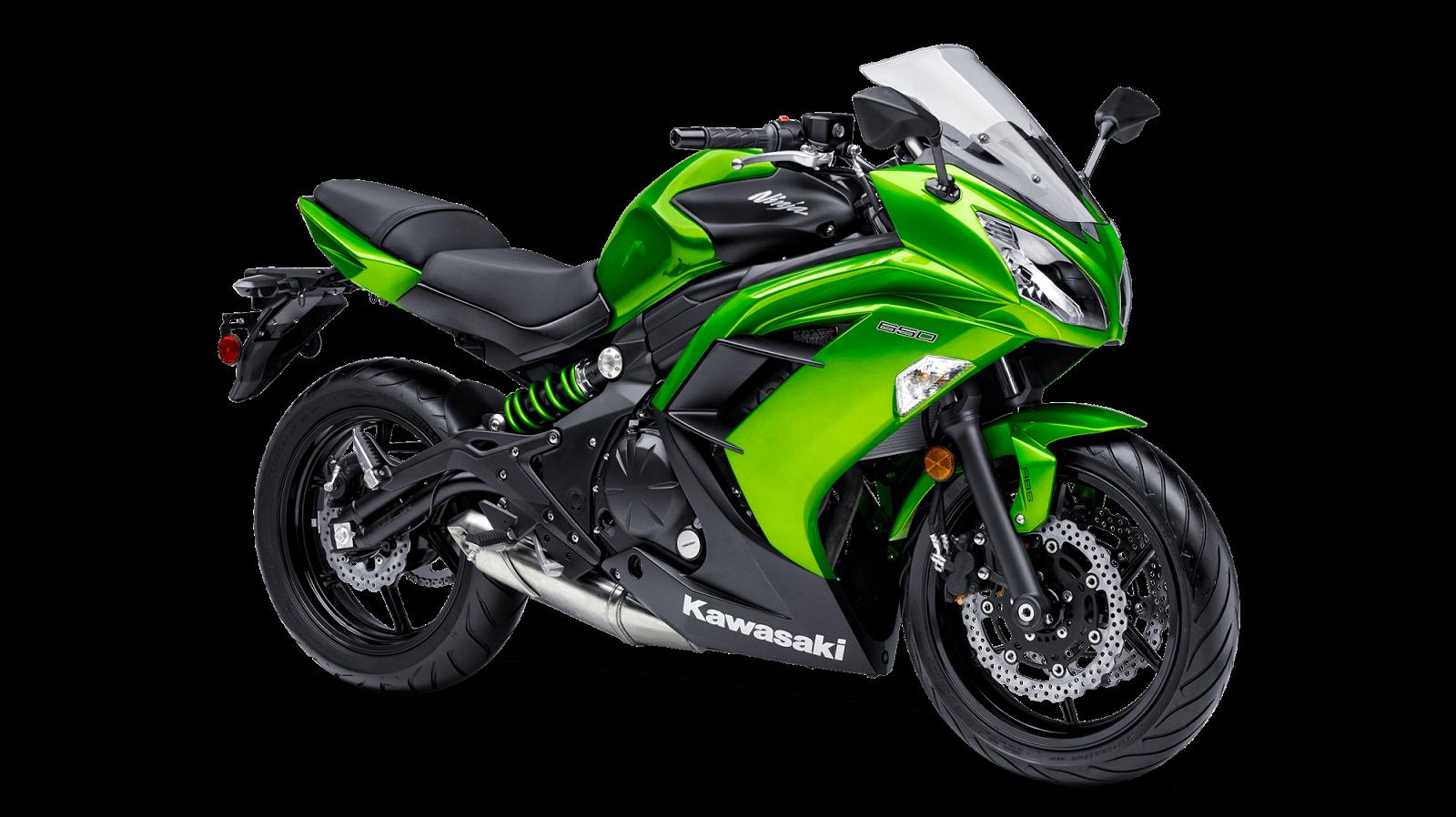 Todo sobre motos: Kawasaki Ninja 650