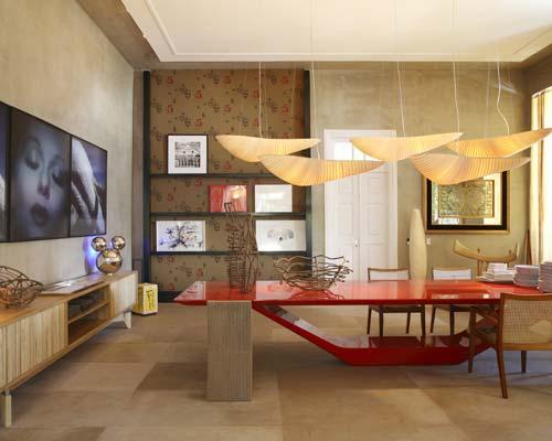 decoracao de interiores sala de jantar:sob medida para suas necessidades acomoda as louças mais finas para