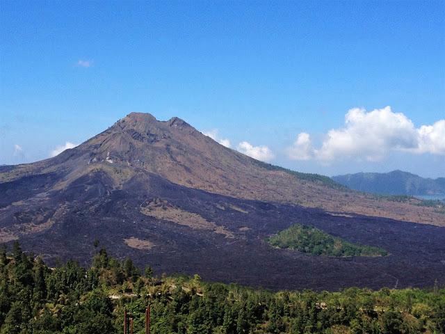 yiweilim, yiweilim blogspot, mount batur, batur, bali, bali volcano