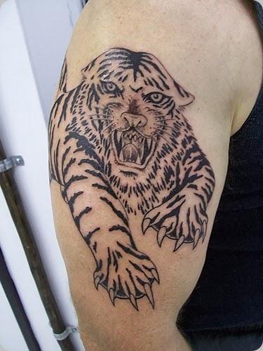 Tattoos de Tigres