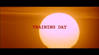Training Day title