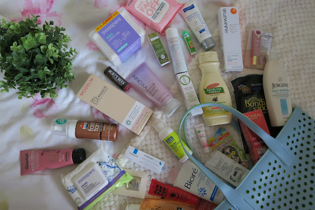 Priceline Skincare Goody Bag 2015