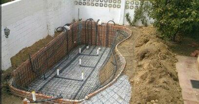 Construccion de piscinas en malaga a la hora de construir for Construccion de piscinas en malaga