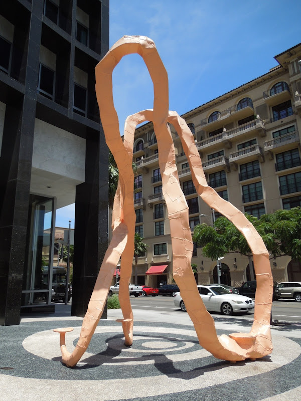 The Unconscious Franz West sculpture
