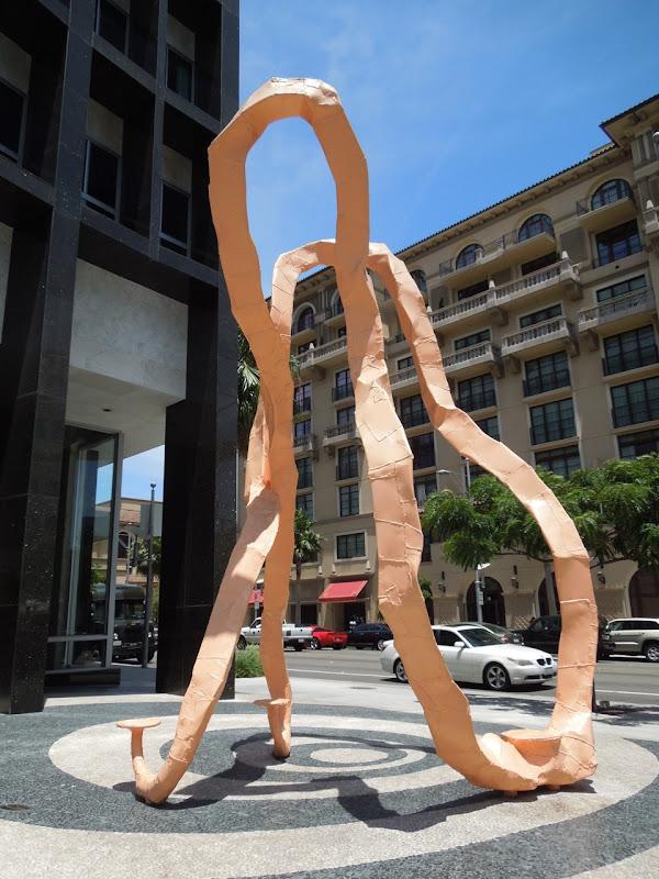 The Unconscious Franz West sculpture